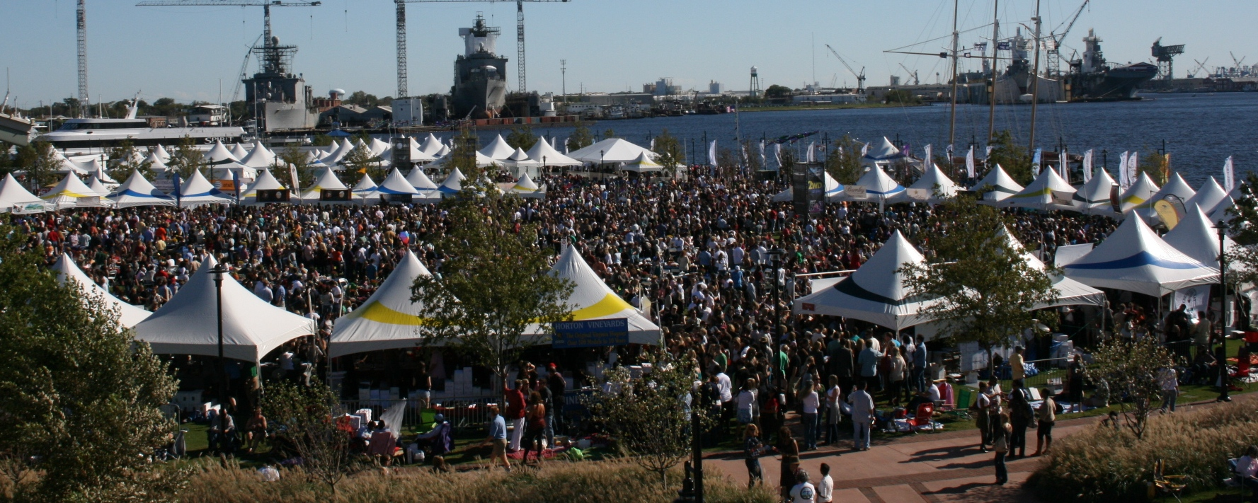 Annual Town Point Wine Festival Presented by AT&T
