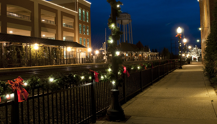 The Holidays in Downtown Manassas
