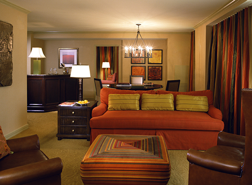 Presidential Suite at Lansdowne Resort