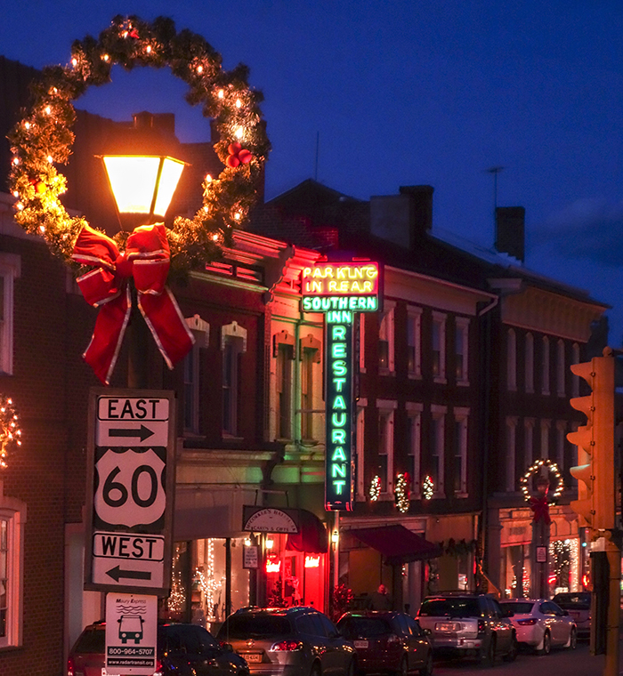 Holidays in Downtown Lexington