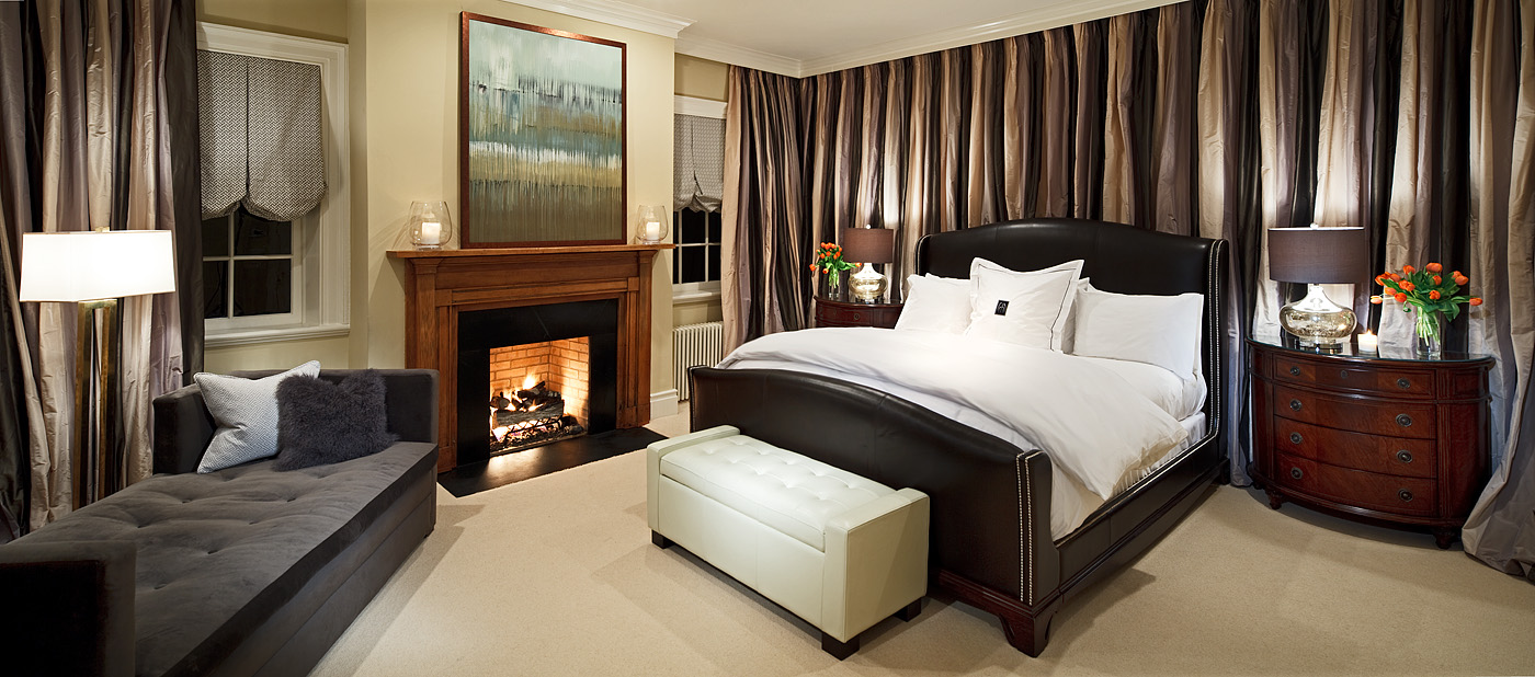 The Master Suite at The Inn at Willow Grove