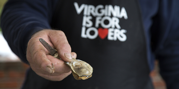 Virginia Oyster Trail Opening Event